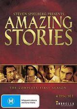 Steven Spielberg Presents Amazing Stories : Season 1 (DVD) NEW/SEALED
