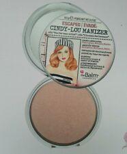 The Balm Cindy-Lou Manizer 8,5 g Highlighter Shimmer Rouge Lidschatten Spiegel