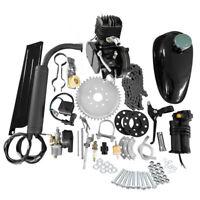 Full Set 80cc Bike Bicycle Motorized 2 Stroke Petrol Gas Motor Engine Kit Set GQ