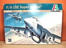 1/72 Italeri F/A-18E Super Hornet Model Kit # 083