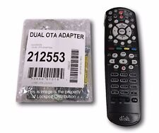 NEW Dish OTA Dual Tuner USB Adapter for Hopper/Wally + New 40.0 Remote Bundle