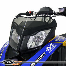 SKI-DOO SUMMIT 2008+ Proven Design Products Snowmobile WINDSHIELD : GLOSS SMOKE