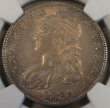 1834 Capped Bust Half NGC MS63