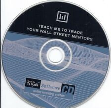 Teach Me To Trade Your Wall Street Mentors - Learn stock market investing Cd