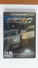 SHIFT2 UNLEASHED NEED FOR SPEED LIMITED EDITION PC DVD-ROM SOFTWARE in ENGLISH