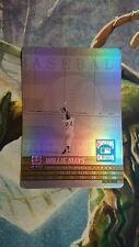 Mlb Showdown CUSTOM Cooperstown collection hof Willie Mays foil