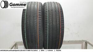 Pneumatici Gomme Usate MICHELIN LatitudeSport3 235 65 17 108V XL Estivi