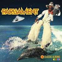 Parliament - 5 Classic Albums NEW CD