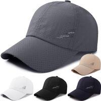 Herren Unisex Baseball Cap Basecap Trucker Baseballcap Kappe Hüte Mützen