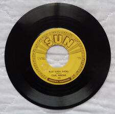Sun Records 234 Carl Perkins Blue Suede Shoes/Honey,Don't! 45, 1956, EXC. COND!