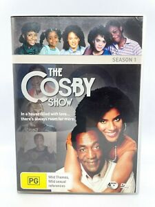 The Cosby Show Season 1 (Series One) 4-Disc DVD