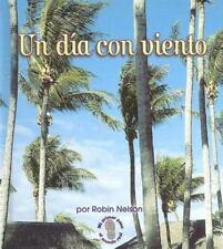 Un Dia Con Viento/a Windy Day (Mi Primer Pasa Al Mundo Real / First-ExLibrary