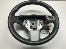 VAUXHALL OPEL ASTRA H 2006 LEATHER STEERING WHEEL WITH CONTROL SWITCH 13231661