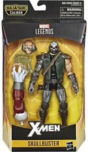 X-Men Marvel Legends 6-Inch Skullbuster Action Figure (Caliban BAF)
