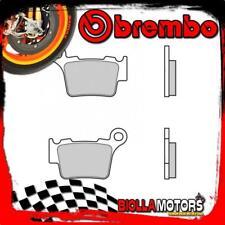07BB27TT PLAQUETTES DE FREIN ARRIÈRE BREMBO SHERCO SEF 2014- 300CC [TT - OFF ROA