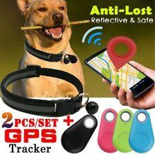 COLLAR GPS BLUETOOTH TRACKER FOR ANIMALS CAT DOG