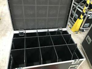 Amptown Flightcase für 15x ETC Source Four PAR oder Par 64 Floorsport Short nose