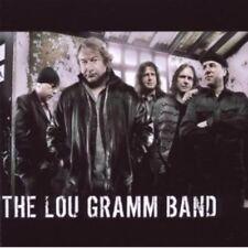 Gramm, Lou - The Lou Gramm Band + Bonustrack CD NEU OVP