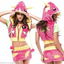 Disfraces de color principal rosa, Halloween