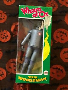 "1974 Mego Wizard of Oz 8"" figure in the original box - THE TIN MAN"