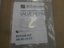 "SVF 1"" RK-R6-10-TT BALL VALVE REPAIR KIT"