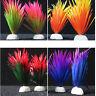 Plastique Plante artificielle Narcissu Herbe eau Poisson aquarium Décor FYR