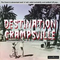 Destination Crampsville: The Finest In Demented Rock 'N' Rol - Various (NEW 2CD)