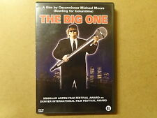 DVD / THE BIG ONE ( MICHAEL MOORE )