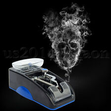 Cigarette Rolling Machine Electric Automatic Tobacco Injector Maker US Seller