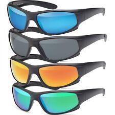 Gil verspiegelte Herren-Sonnenbrillen aus Kunststoff mit 100% UV 400