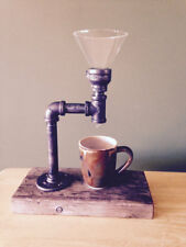 Home Made Pipe Fitting Vintage Coffee Maker