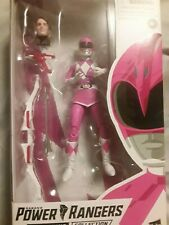 New Hasbro Power Rangers Lightning Collection Mighty Morphin Pink Ranger 6in