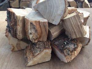 Oak BBQ smoker wood chunks kiln dried