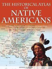 THE HISTORICAL ATLAS OF NATIVE AMERICANS - Ian Barnes (hc/dj)