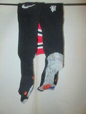 Manchester United Football Match Worn 10-11 Socks Size 4-7 /bi