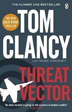 Threat Vector by Mark Greaney, Tom Clancy (Paperback, 2013)