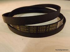 CANDY c1244xt v-ceinture d'entraînement par courroie 1233jmael