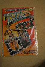 Eagle Comics  2000 A.D. Monthiy featuring Judge Dredo No 5 D.R. & Quinch go to