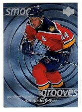 1X ROB NIEDERMAYER 1997-98 Upper Deck #SG44 SMOOTH GROOVES INSERT Panthers