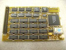 Bit3 Computer Corp Sbs 400 206 8mb Dynamic Dual Port Ram Card 82503180 Used