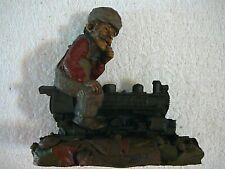 New ListingTom Clark Gnome 1132 Chief 1986 Retired Train Series #79, Excellent