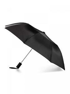Auto Open Umbrella Compact Accessories Black
