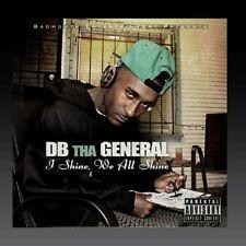 DB Tha General - I Shine, We All Shine [New CD] Manufactured On Demand