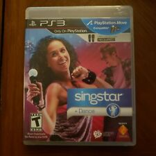 Singstar + Dance PS3 Playstation 3 - Pre-Owned