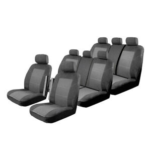 Car Seat Covers suits Kia Grand Carnival VQ EX 01/2006-2015 3 Rows Air Bag Safe