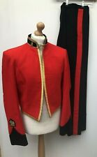 More details for british military mess dress jacket and trousers uniform