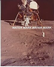 NASA Apollo 11 Moon Walk 8X10 Photo Buzz Aldrin LEM Camera From Original Film G