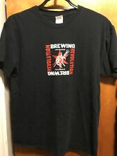 Revolution Brewing Chicago Illinois ~ Men's Large ~ Logo Craft Beer T Shirt