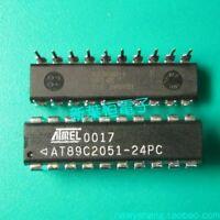 AT89C2051-24PC IC / Microchip Lot of 1 pcs