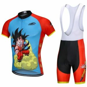 Dragon Ball Cycling Jersey